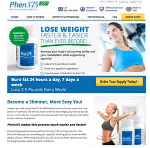 Phen375 Australian website
