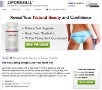Liporexall website Australia stockists