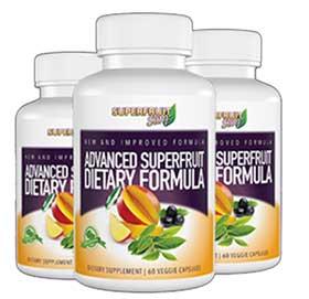 Superfruit Slim 3 bottles new