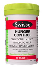 Swisse Hunger Control Appetite suppressant