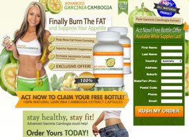 Advanced Garcinia Cambogia website