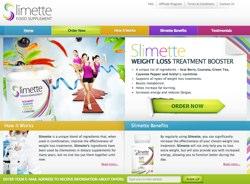 Official website for Slimette