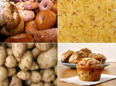 Carb Rich Foods