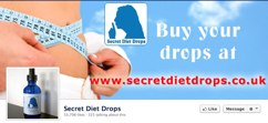 Secret Diet Drops Facebook