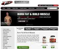 Trec Nutrition website