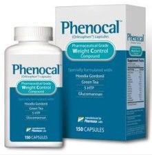 Phenocal diet pill bottle