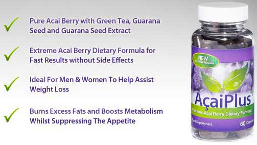 Acai Plus extreme results