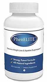 PhenElite bottle