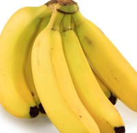 Banana are healthy carbs
