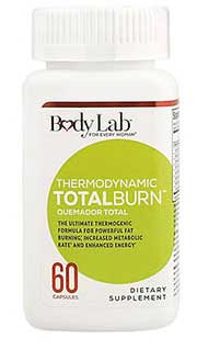 Body Lab Thermodynamic Total Burn review