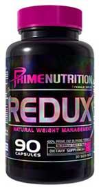 Redux fat Burner review
