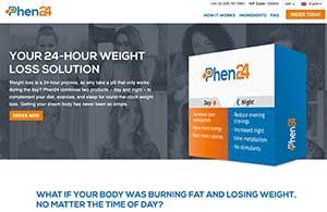 Phen24 official website