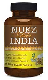 Nuez Dela India Dietary Supplement