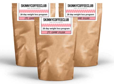 Skinny Coffee Club Purchasing Options