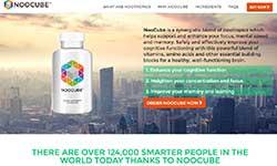 Noocube website Australia
