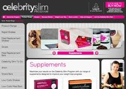 Australia Celebrity Slim Website