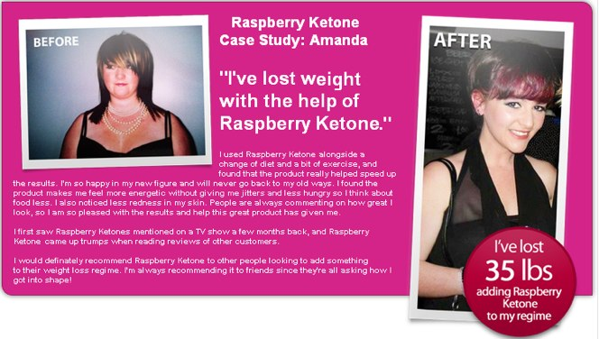 raspberry ketone success story