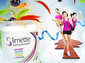 Slimette media