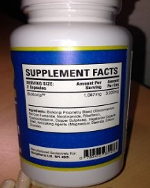 5-2 fast pill supplement