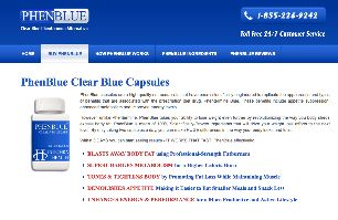 Buy PhenBlue direct from official wesbite
