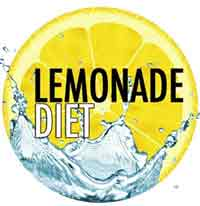 Lemonade diet is very popular