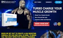 GH Advanced natural HGH pills website