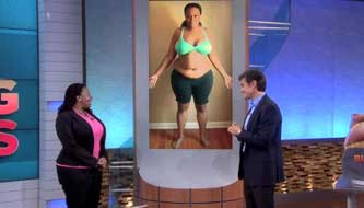 Forskolin on the Dr Oz show