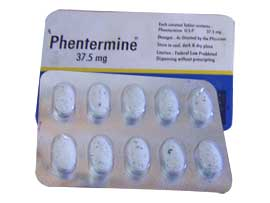 Phentermine prescription only