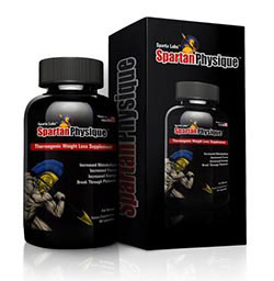 Spartan Physique Sport Fat Burner