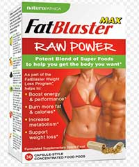 Fatblaster Max raw powder