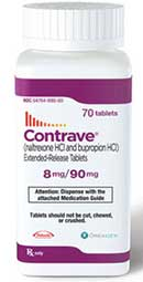 Contrave diet drug
