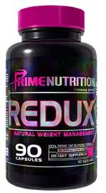 Redux fat Burner review