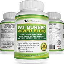 Fat Burner Power Blend from OZ formulas