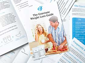 Gravitate Diet Book