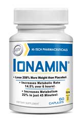 Ionamin is a prescription appetite suppressant