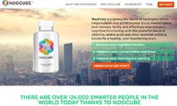 Noocube website Australia
