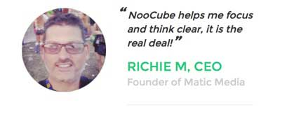 Noocube Customer comments