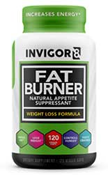 INVIGOR8 Fat Burner Review