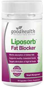 Liposorb is a fat blocking diet pill